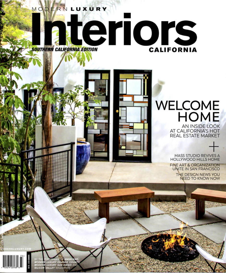 Studio_William_Hefner_press_cover_Interiors CA_August 2017