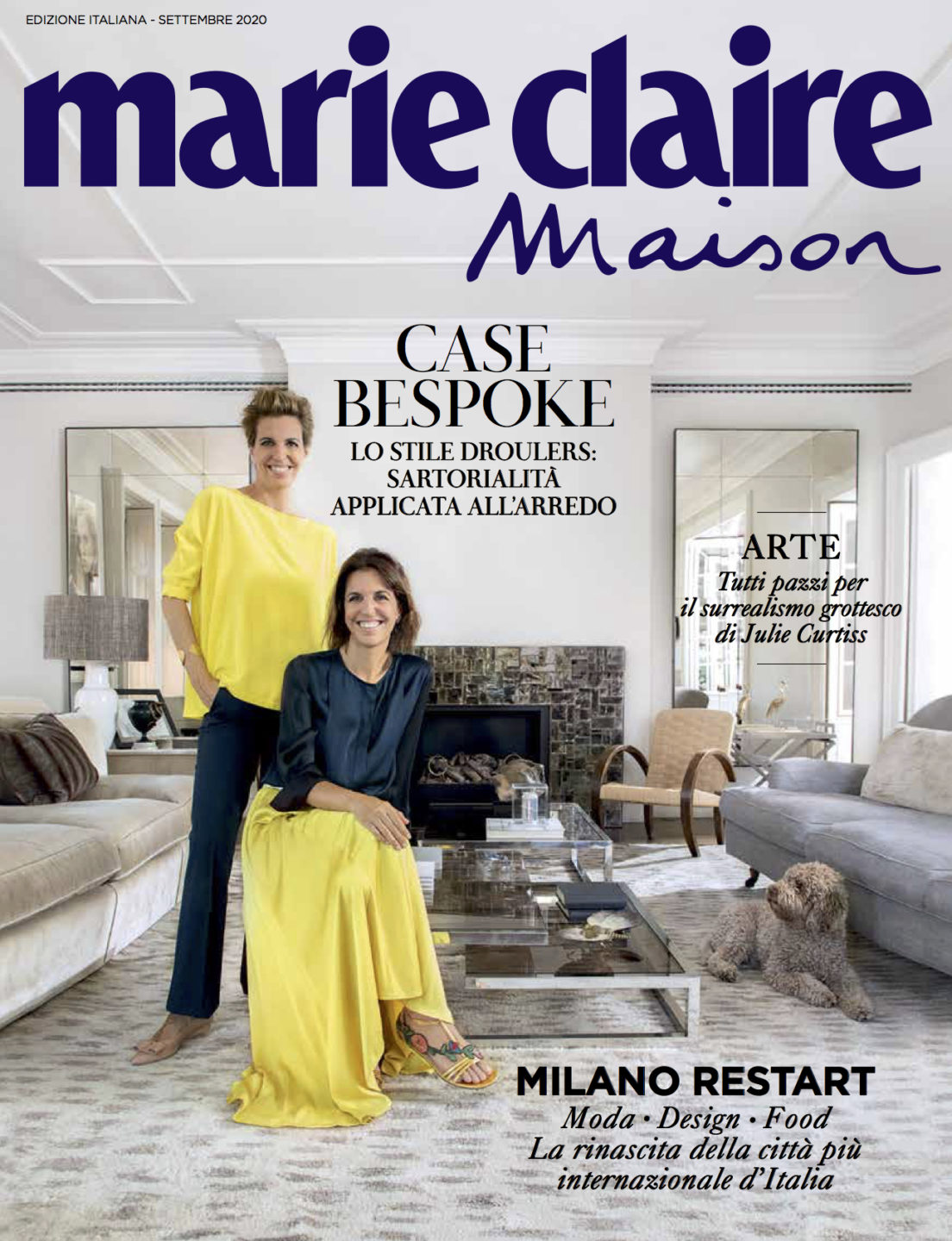Studio_William_Hefner_press_cover_Marie Claire Maison Italy_September