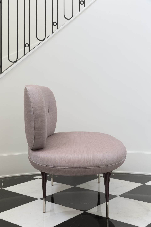Studio_William_Hefner_products_audrey_settee_Fremont_33__Purple_Chair_Side_View
